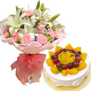 圣迭戈网上订购鲜花,蛋糕,花蓝!