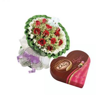 东莞鲜花:真爱