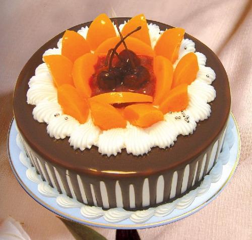 广水巧克力蛋糕:爱浓情亦浓