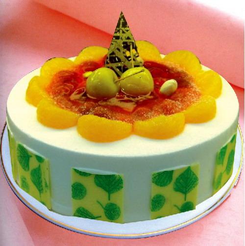 蛋糕:爱的体现