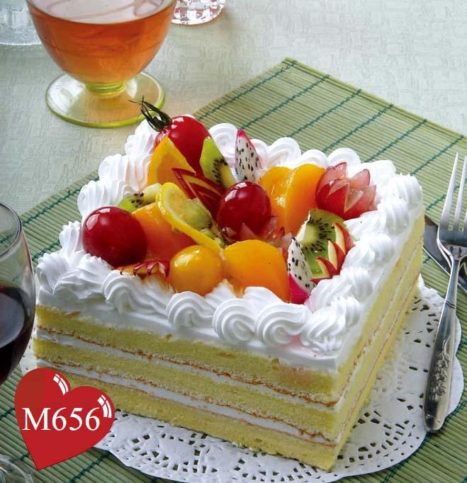 蛋糕:幸福果园