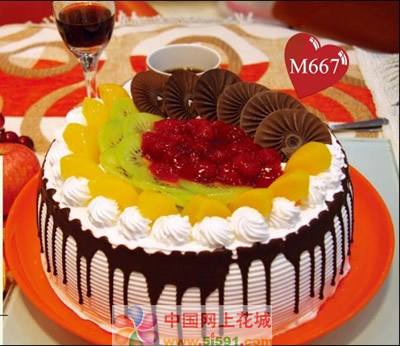 玉林生日蛋糕:快乐无限