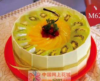 曲靖生日蛋糕:幸运相随