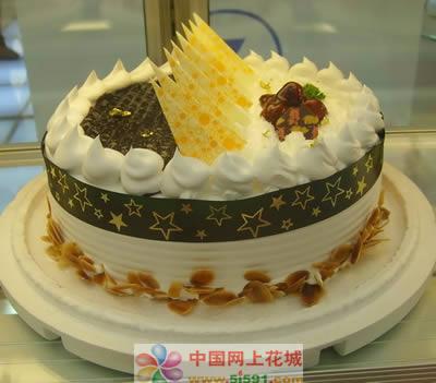 南昌生日蛋糕:一生的爱