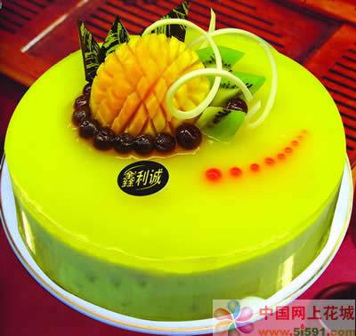 驻马店生日蛋糕:快乐年华