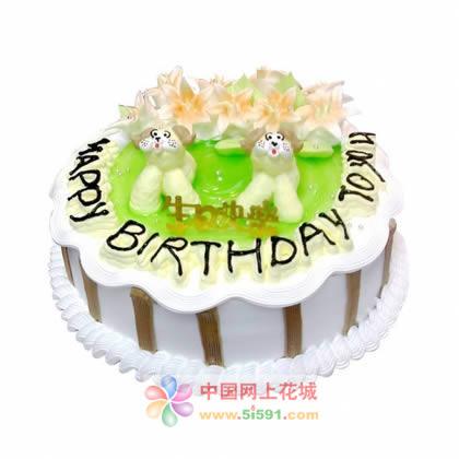 延吉生日蛋糕:童真年代