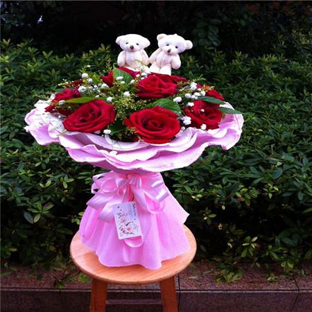 东莞鲜花:幸福陪伴