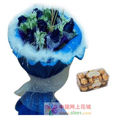 鼓楼鲜花:美丽的牵系