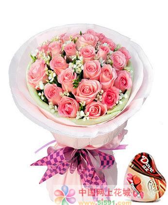 南昌鲜花:一生的期盼