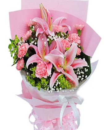 国际网上订购鲜花,蛋糕,花蓝!