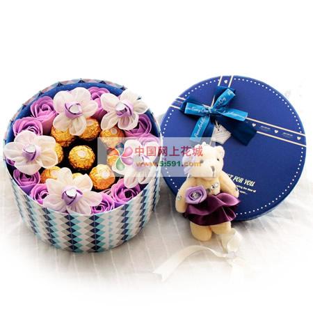 延吉肥皂花:肥皂花 紫韵盎然