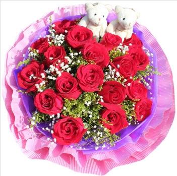 菏泽鲜花:天天爱你