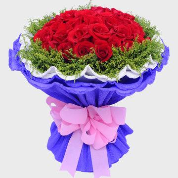 鼓楼鲜花礼品鲜花-忘情巴黎