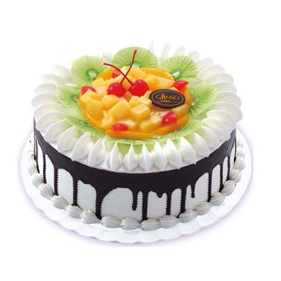 元祖蛋糕-水果之恋