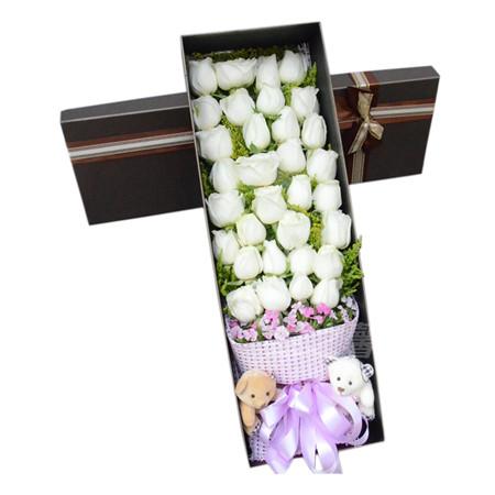 驻马店鲜花礼品鲜花-心心相印