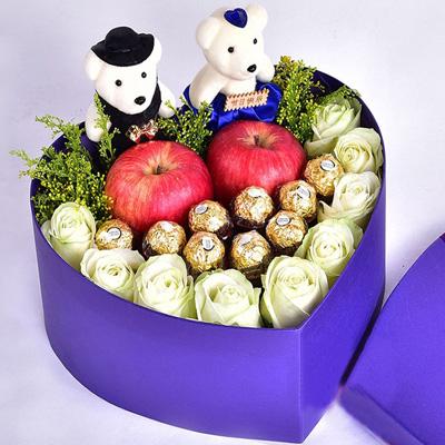 黑河爱辉区蛋糕:圣诞礼盒3
