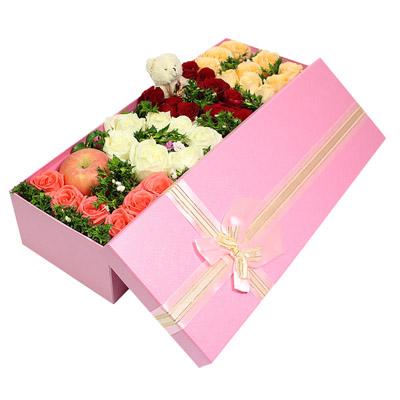 合肥花店:LOVE礼盒