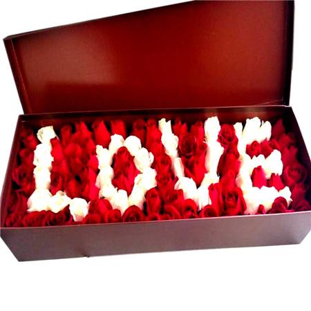 南昌鲜花:love