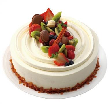 蛋糕:缘来有你