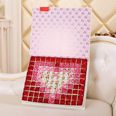 合肥肥皂花:肥皂花-心形红色
