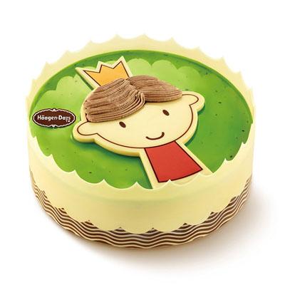 哈根达斯 冰淇淋蛋糕 小王子