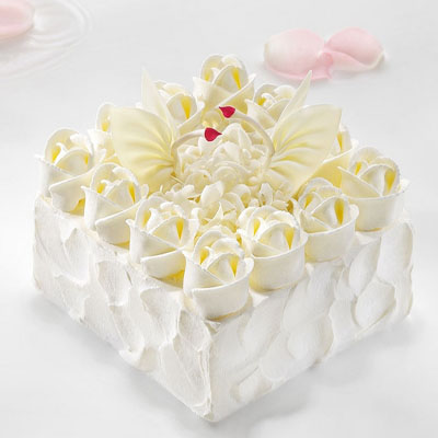 老城区黑天鹅蛋糕:黑天鹅 天使之爱
