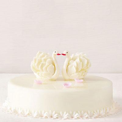 富阳黑天鹅蛋糕:黑天鹅 美丽人生