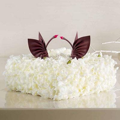 富阳黑天鹅蛋糕:黑天鹅 至美
