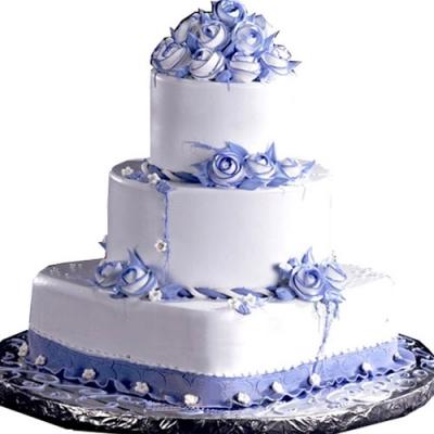 定州生日蛋糕:幸福一生