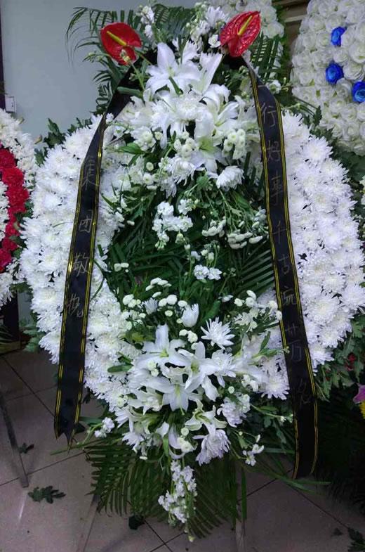 葬礼花圈-轸念感怀