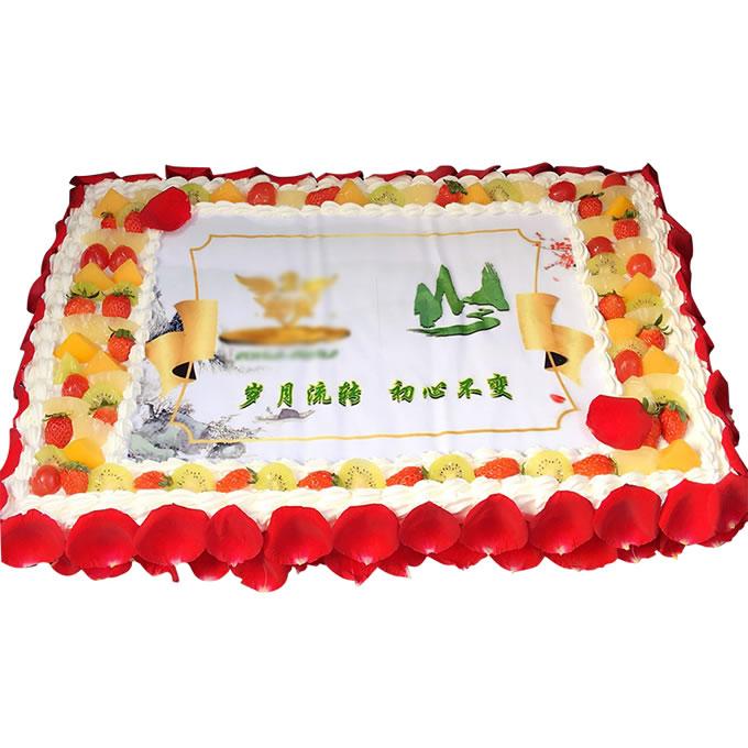 大型庆典蛋糕D款