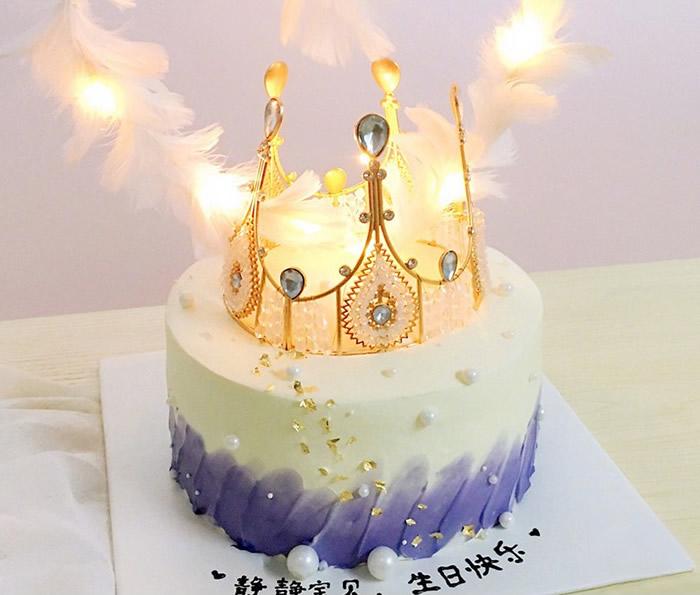 网红蛋糕-我的天使
